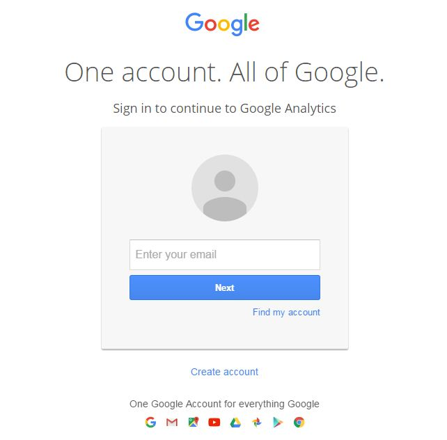 gmail ki login screen