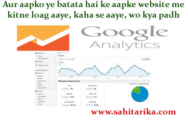 Google Analytics Ki sahi Jaankari | Use Karne ka tarika | Account Kaise Banaye