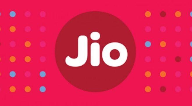 Reliance Jio. Logo